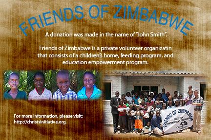 Donation Name Card web
